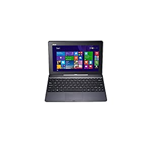 "ASUS Transformer Book 10.1"" Detachable 2-in-1 Touchscreen Laptop (T100TA-B1-GR) by Asus"