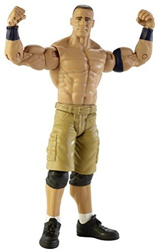 WWE Series #39 - Local Heroes #28 John Cena Figure