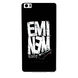 Universal Music Officially Licenced Eminem Recovery Edition Phone Skin STICKER for XIAOMI REDMI NOTE PRO