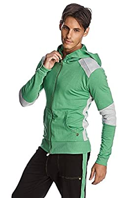 4-rth Men's Crossover Transition Hoodie