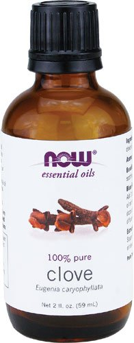NOW Foods huile de girofle, 2 oz