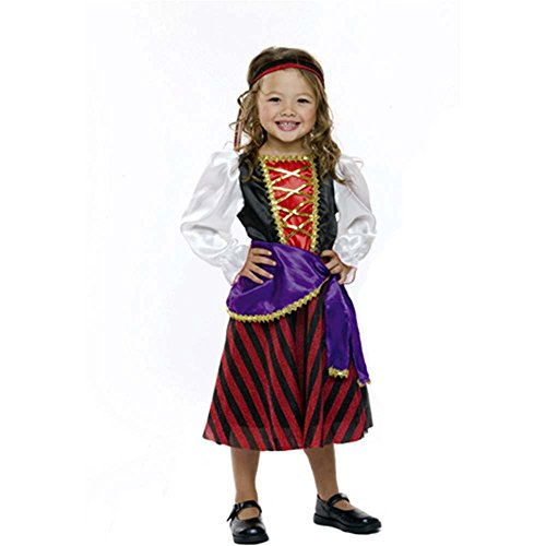 Pirate Maiden Toddler Costume