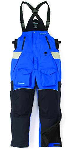 Ice Armor 9678 Edge Cold Weather Bibs with 500D Ballistic Nylon Knee, Blue, 3X-Large (Ice Fishing Bibs compare prices)