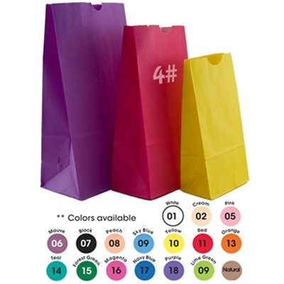Hygloss Bright Bags - Assorted