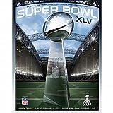 NFL Super Bowl XLV Program