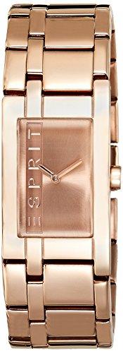 Esprit ES000J42082 - Reloj analógico de cuarzo para mujer con correa de acero inoxidable