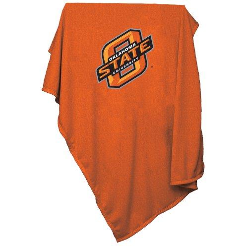 Ncaa Oklahoma State Cowboys Sweatshirt Blanket