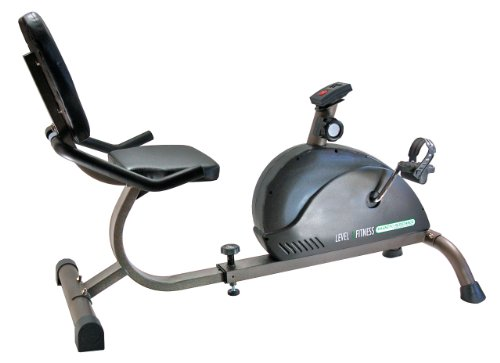 Phoenix 99608 Magnetic Recumbent Exercise Bike