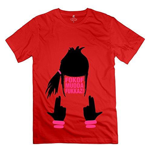 Jien Men'S Yolandi Muddafukkaz T-Shirt Xxl