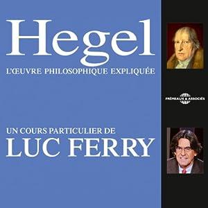 Hegel Discours