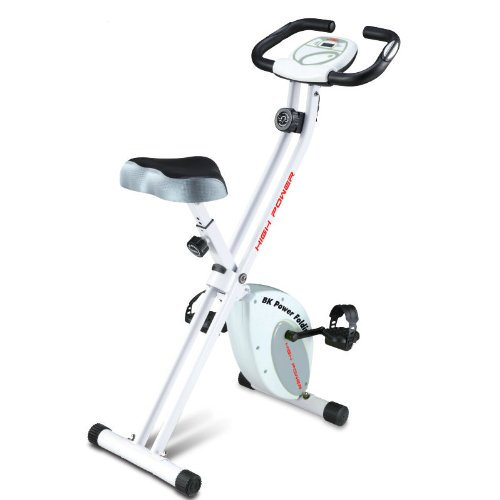 Cyclette Power Folding HIGH POWER Bike volano 5 kg Home Fitness Palestra