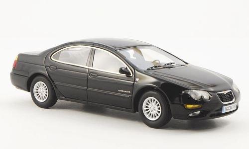 chrysler-300m-schwarz-limitierte-auflage-500-2002-modellauto-fertigmodell-neo-limited-300-143