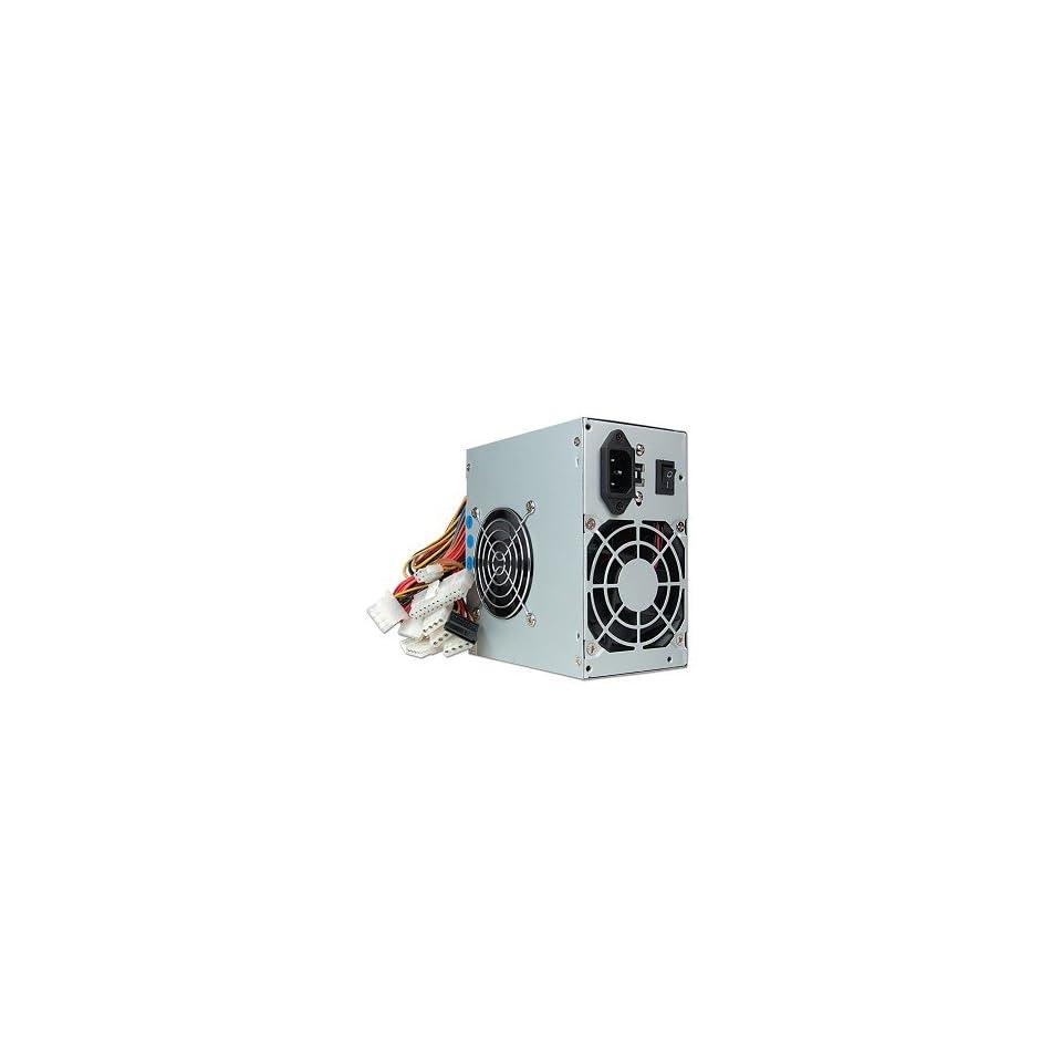 Echo Star 600W 20+4 pin Dual Fan ATX PSU w/SATA