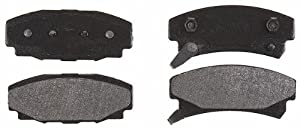 ACDelco 17D354M Disc Brake Pad - Rear