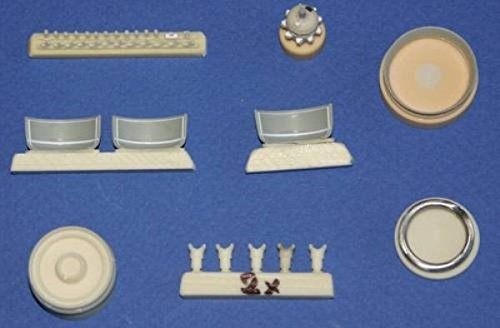 CMK 1:72 B-17 F/G Engine Set for Academy Resin Kit #7075