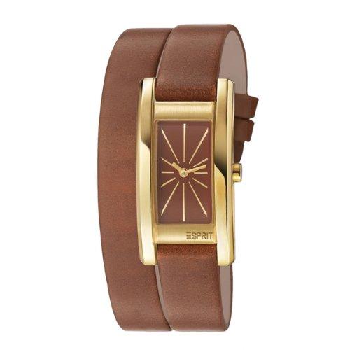 Esprit Mujer Reloj De Pulsera Analógico Cuarzo Piel es106162013