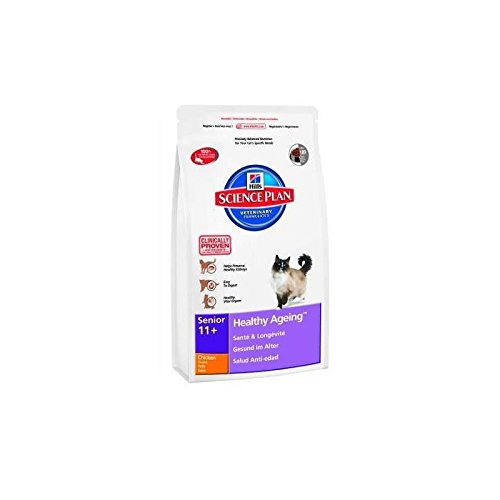 Hill's Pet Nutrition - Science Plan Senior 11+ Healthy Ageing 1 Sacco 2,00 kg