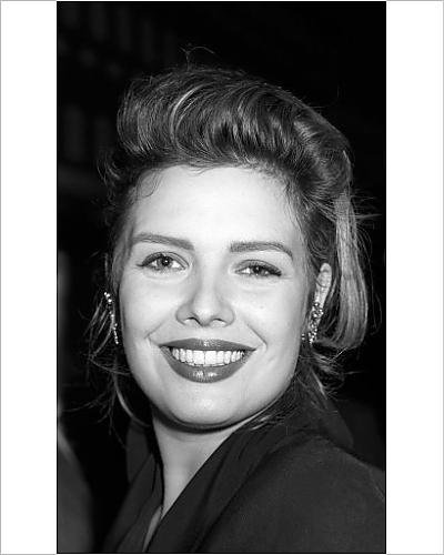 Photographic Print of Kim Wilde - London
