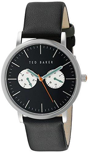 Ted Baker - TE1097 - - Montre Femme- Bracelet en Cuir