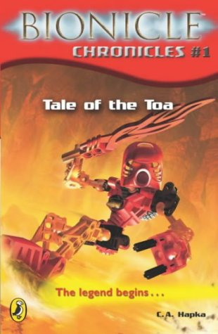 Tale of the Toa (Bionicle Chronicles)