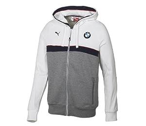 Puma Mens Bmw Hooded Sweat Jacket from PUMA