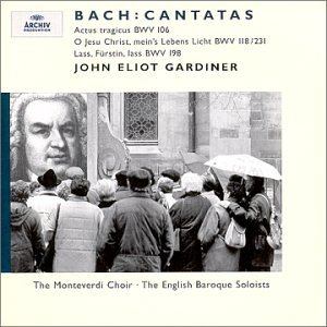 Bach - Funeral Cantatas from Decca (UMO)