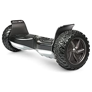 Halo Rover All Terrain Hoverboard, Black, One Size from Cutting Edge Marketing, Inc.