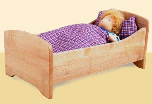 Schöllner Holzspielzeug Schöllner Puppenbett