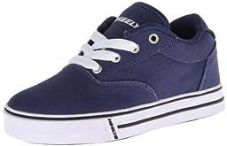 Heelys Launch Skate Shoe (Little Kid/Big Kid),Navy,6 M US Big Kid