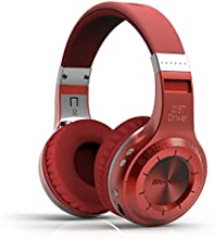 Bluedio HT (Shooting Brake) Wireless Bluetooth 4.1 Stereo Headphones (Red)