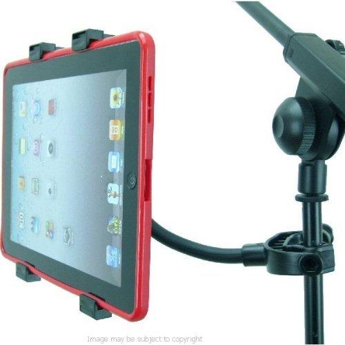 Music / Microphone Stand Mount For Apple Ipad, Ipad 2, Ipad 3, Ipad 4Th Gen & Ipad Air