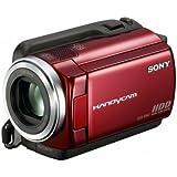 Sony DCR-SR47 Hard Disk Drive Handycam® Camcorder (Red)