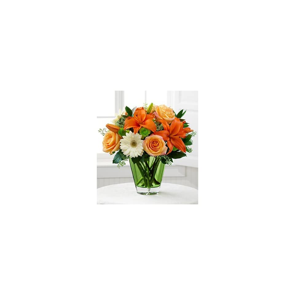 FTD Birthday Wishes Flower Bouquet By Better Homes And Gardens Vase