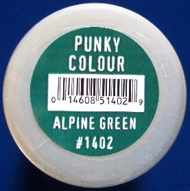 Jerome Russell - Punky Colour 3.5 Oz. #1402 Alpine Green (Punky Hair Dye Alpine Green compare prices)