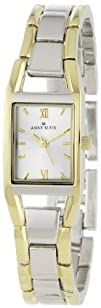 Anne Klein Womens 10-6419SVTT Two-Tone Dress Watch