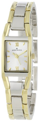 AK Anne Klein Women's 10-6419SVTT Two-Tone Dress Watch