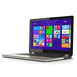 Toshiba 2-in-1 Convertible Tablet UltraBook 15.6\