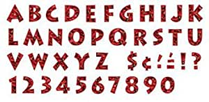 Trend Enterprises Inc. Ready Letters Chile Peppers 4 In