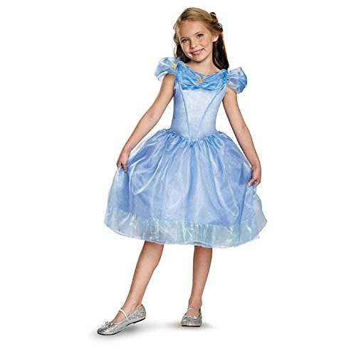 Baoer Disguise Cinderella Movie Classic Costume Large One Color