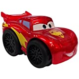 Fisher Price Wheelies Disney Pixar Cars 2 Lightning McQueen NEW Metallic Finish