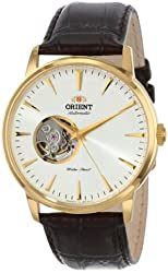 Orient Men's FDB08003W Esteem Open Heart Dial Watch