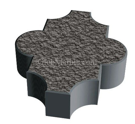 Paver Stone Mold Ps 5018 front-273572