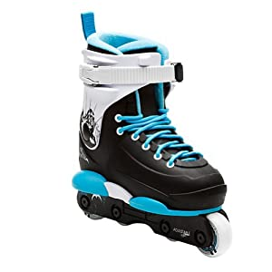 Razors Genesys Jr Kids Aggressive Skates 2013 Size:3-6 by Razors