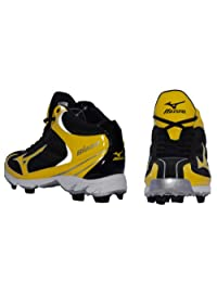 Mizuno Mens 9-spike Blaze Elite Mid Mx