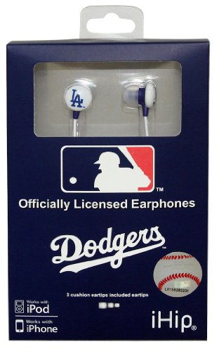 Los Angeles Dodgers Ear Buds