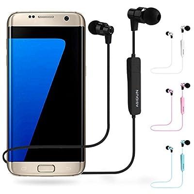 Bluetooth Headphones, AutumnFall Lightweight Wireless Stereo Music & Talk Sport Running Gym Exercise Cycling Bluetooth Headphones 4.1 Cordless Earbuds Headset Earphone Earpiece Mic