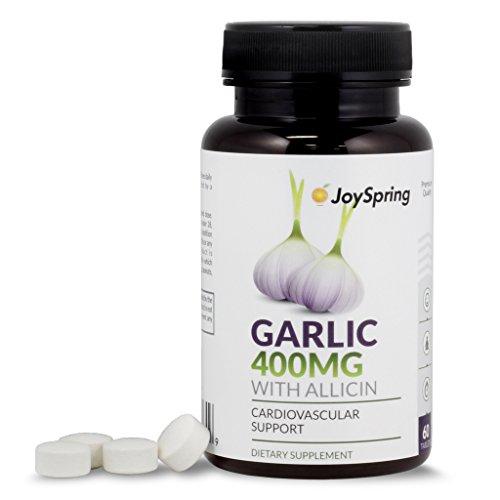 Best garlic supplement with allicin