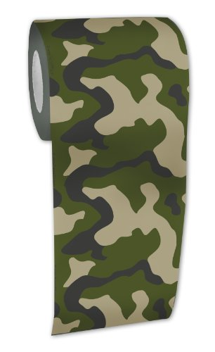 BigMouth Inc Camouflage Toilet Paper (Colored Toilet Paper compare prices)