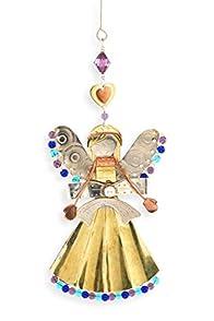 Pilgrim Imports Celia Angel Fair Trade Holiday Ornament
