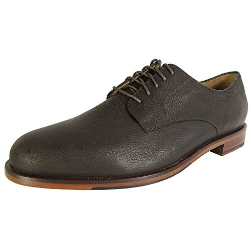 New Cole Haan Men's Carter Grand Plain Oxford DK Roast Grain 8.5 (Cole Haans New Men compare prices)